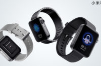Xiaomi Mi Watch Silver and Black