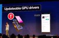 Qualcomm Snapdragon 865 Updatable GPU Drivers slides