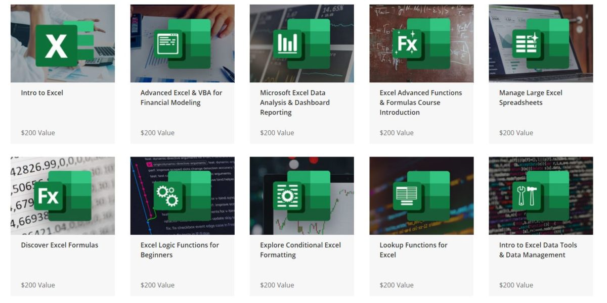 The Complete Excel Bundle Startup Toolbox