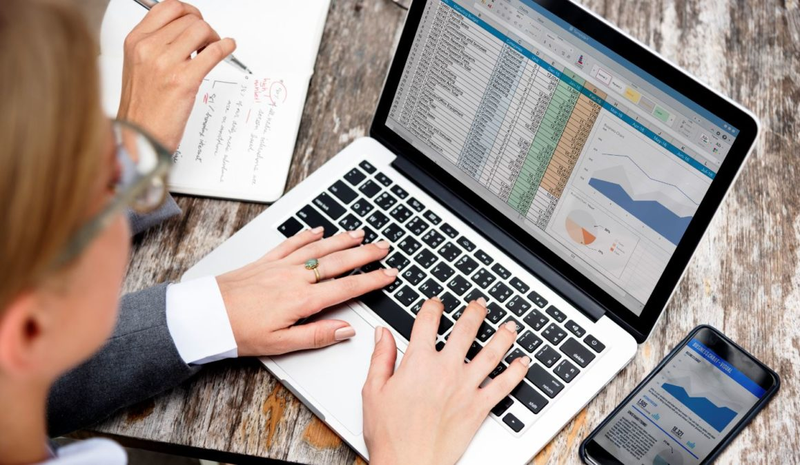 How to create formulas in Excel