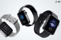 Xiaomi Mi Watch Silver and Black