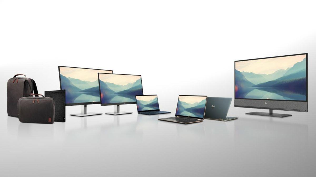HP CES 2020 Portfolio