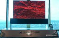 LG OLED Signature R TV