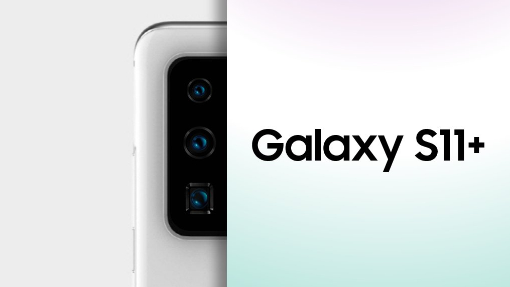 Samsung Galaxy S11 Plus camera Ice Universe