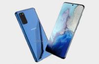 Samsung Galaxy S11e renders 3