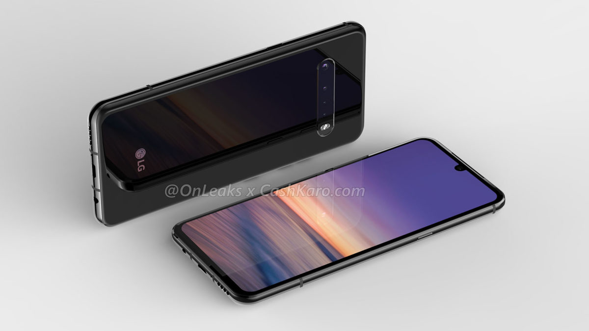 LG G9 ThinQ Leaked Renders 6