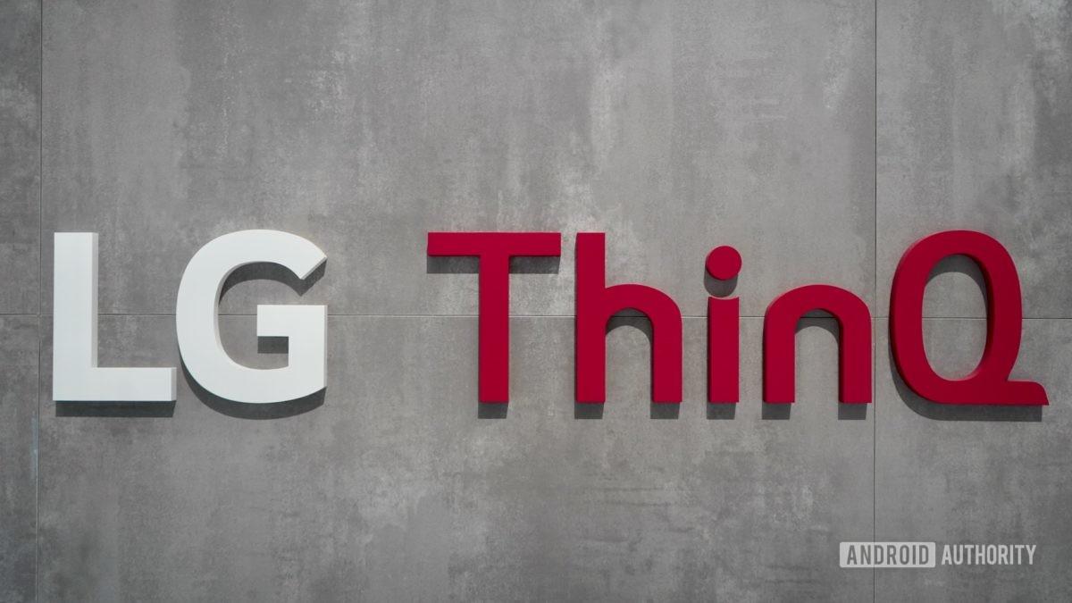 LG ThinQ Logo