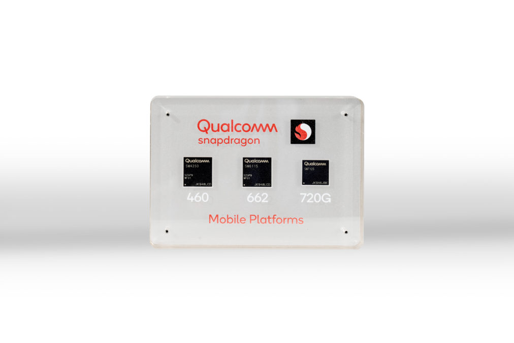 Qualcomm Snapdragon 460 662 and 720G Mobile Platforms Chip Case