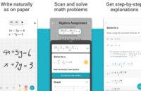 Microsoft Math app