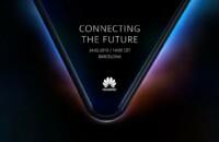 huawei foldable phone MWC