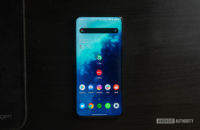 OnePlus 7T Pro front