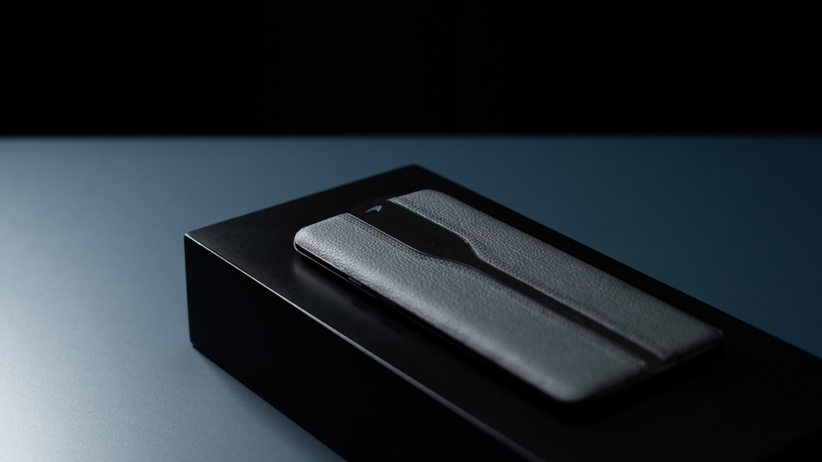 OnePlus Concept One black face down