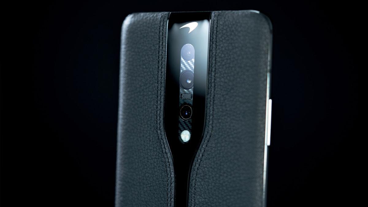 OnePlus Concept One black rear cameras