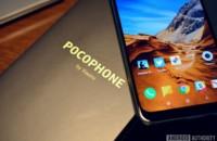 The Xiaomi Pocophone F1.