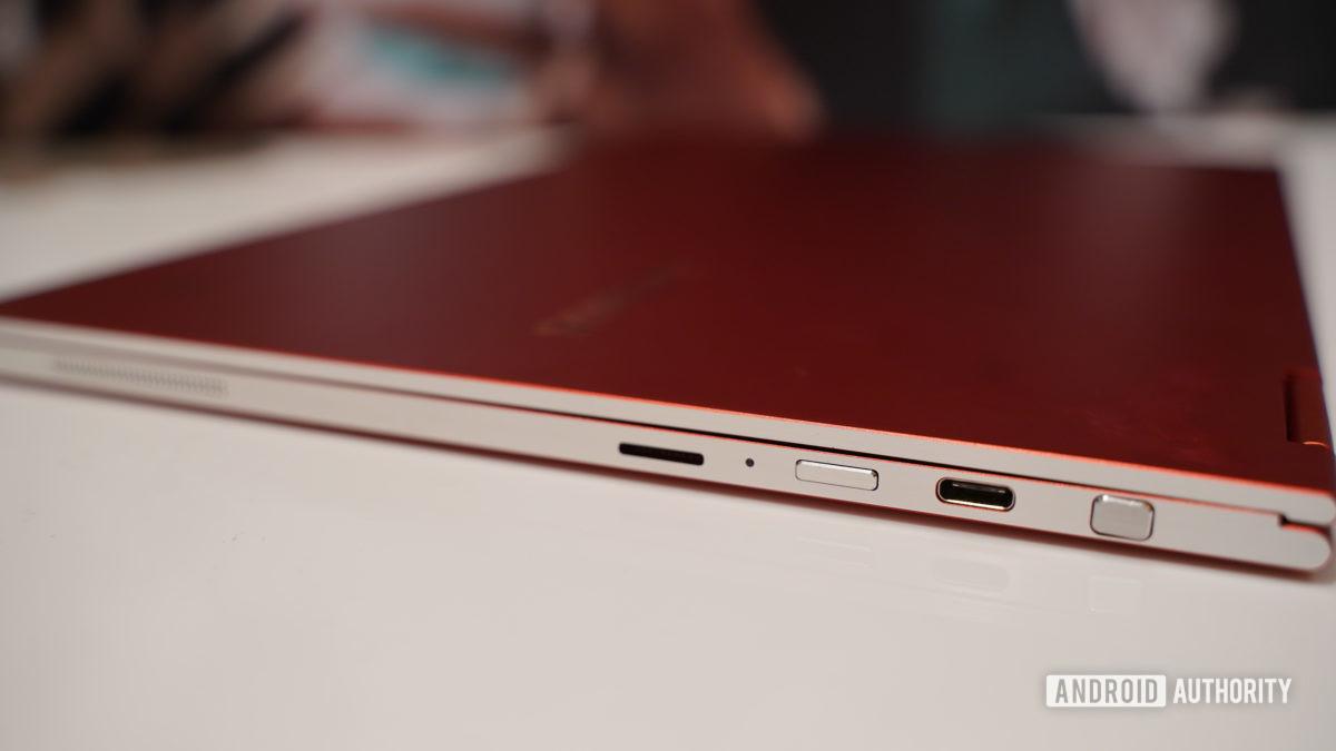 Samsung Galaxy Chromebook 1 of 11