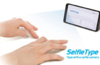 selfietype keyboard samsung