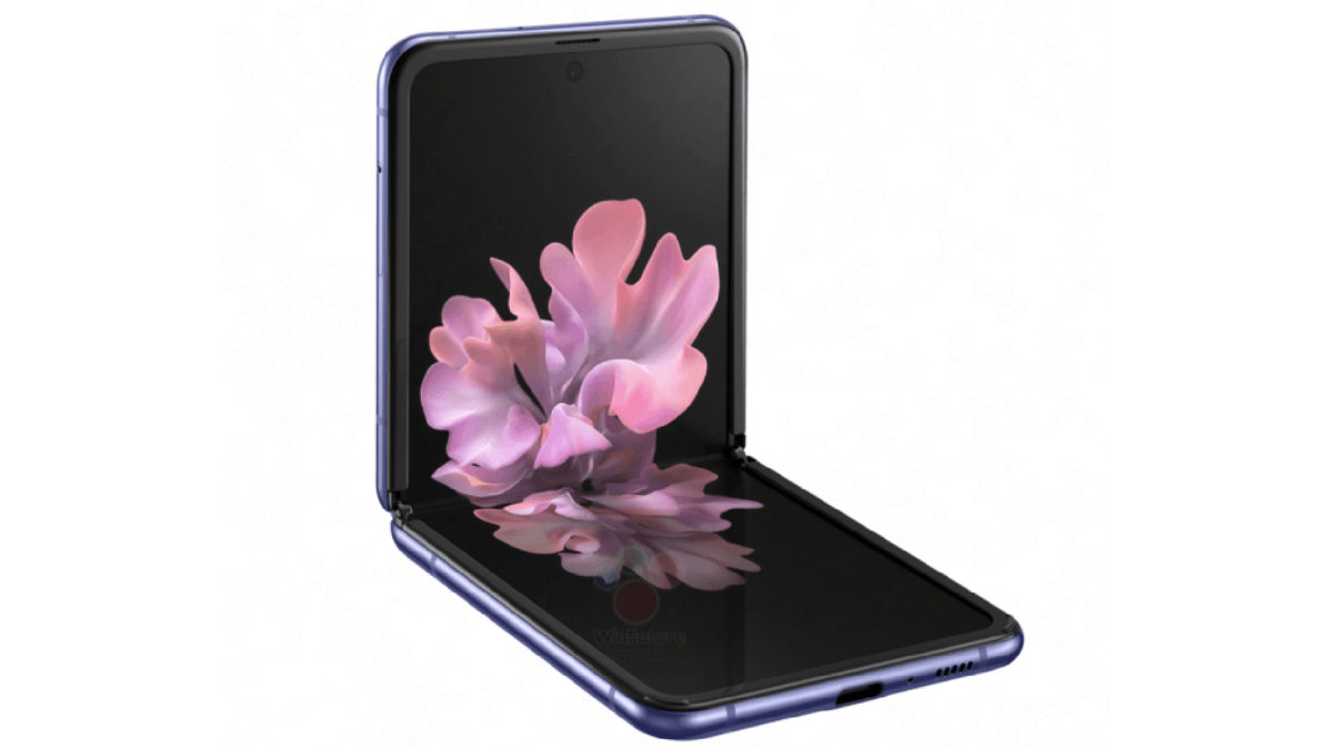 There are apparently set to be four Samsung Galaxy Z Flip colors at launch.