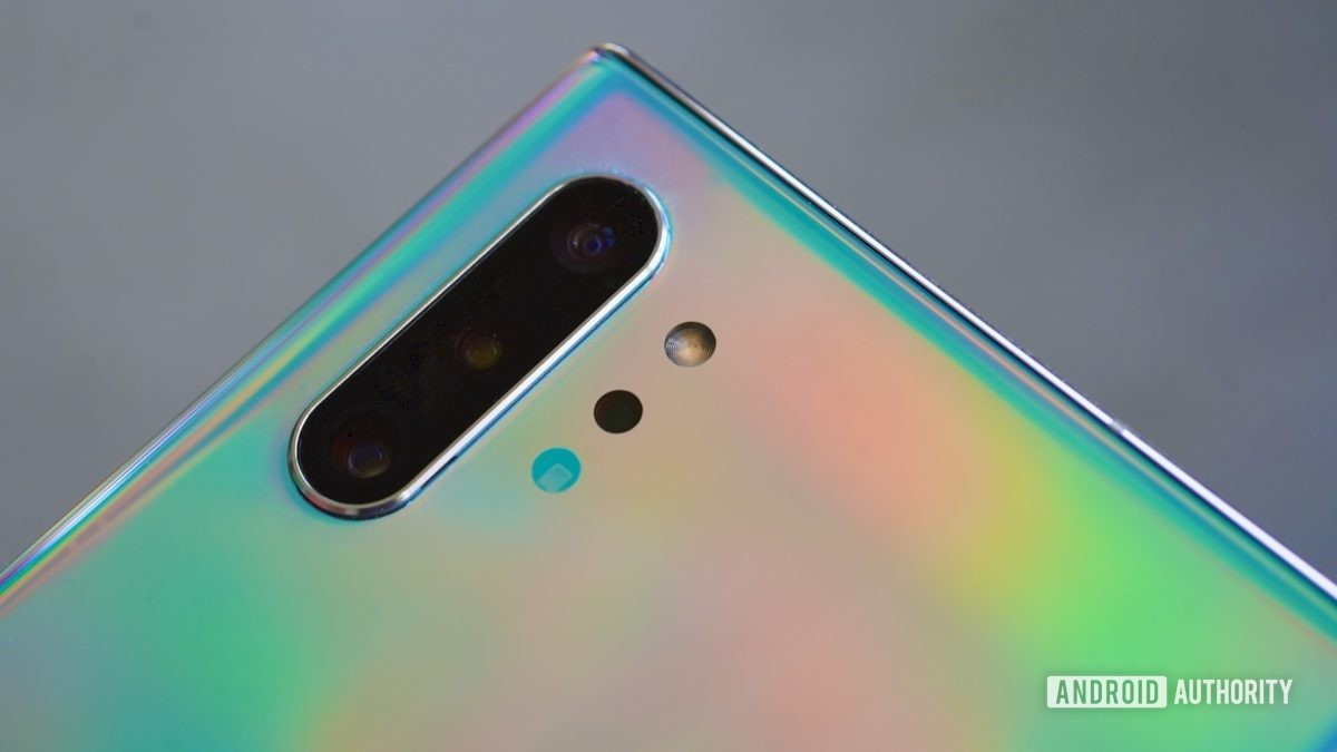 Samsung Galaxy Note 10 Plus camera review hero shot