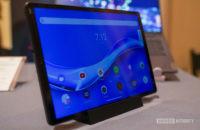 Lenovo Smart Tab M10 left profile