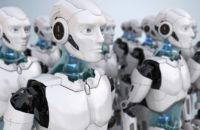 Robots AI Artificial Intelligence Deep Learning