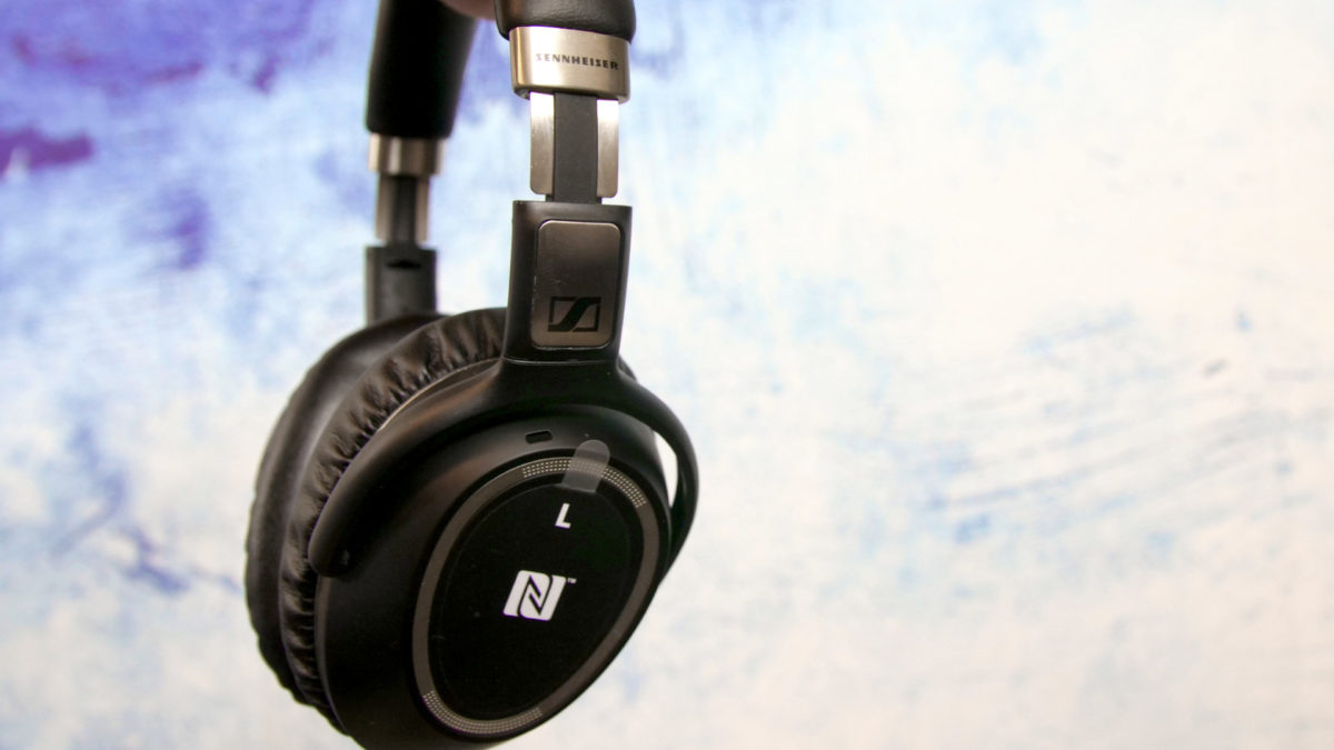 Sennheiser XC550 podcast headphones