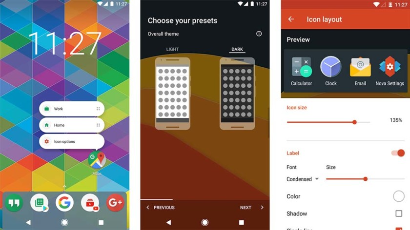 Nova Launcher is one of the best android apps