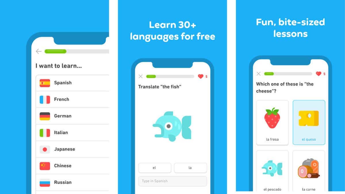 Duolingo screenshot 2019 final