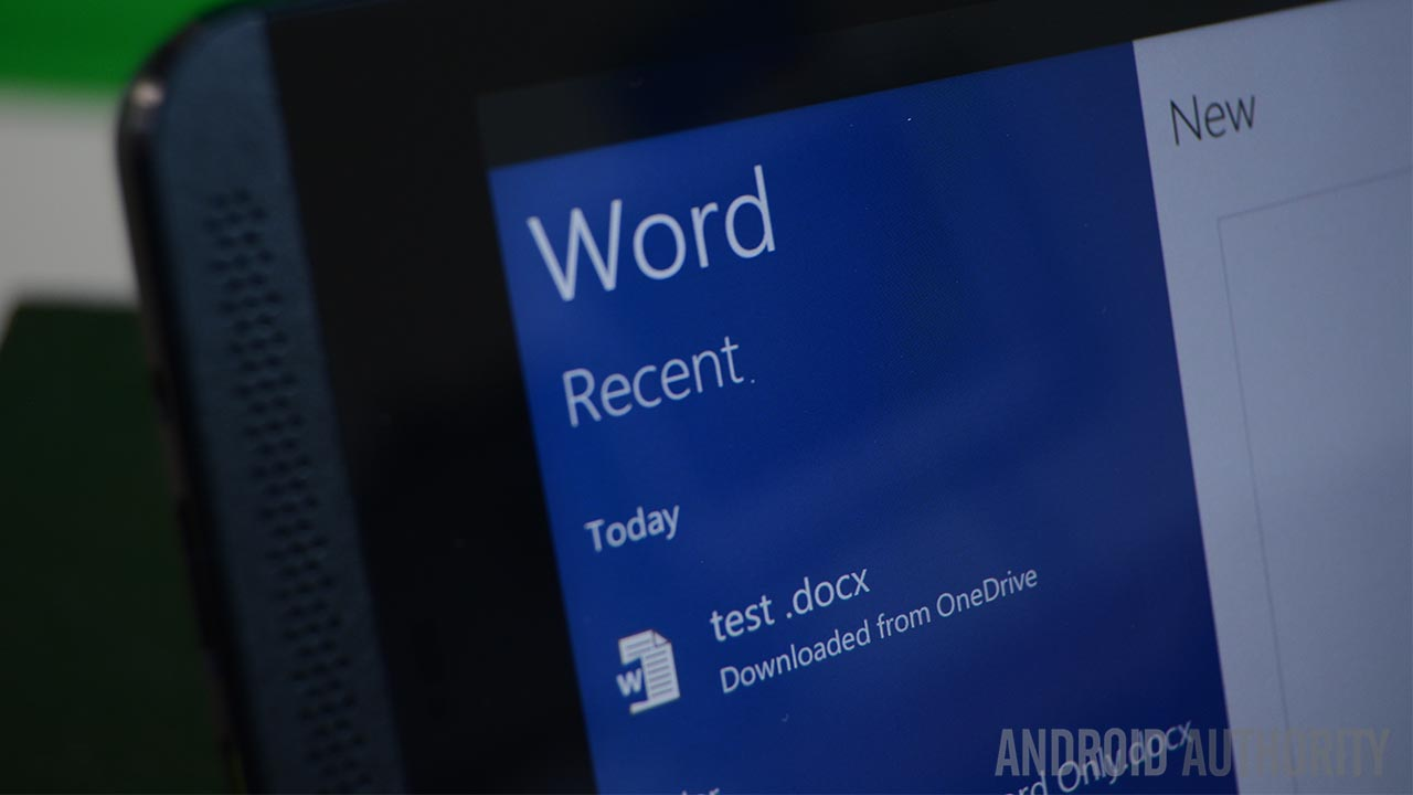 Microsoft Office best office apps for android