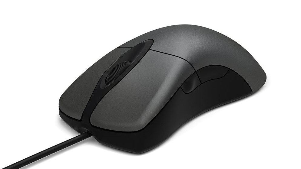 Microsoft Classic Intellimouse computer mouse