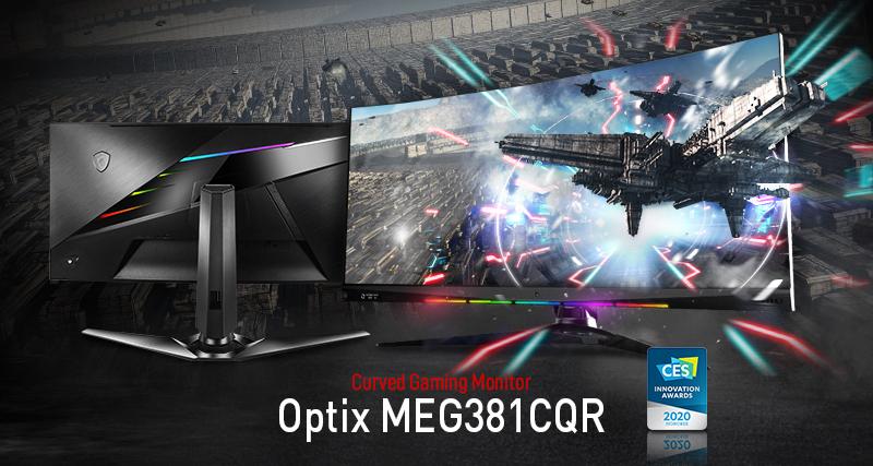 msi 38 inch monitor