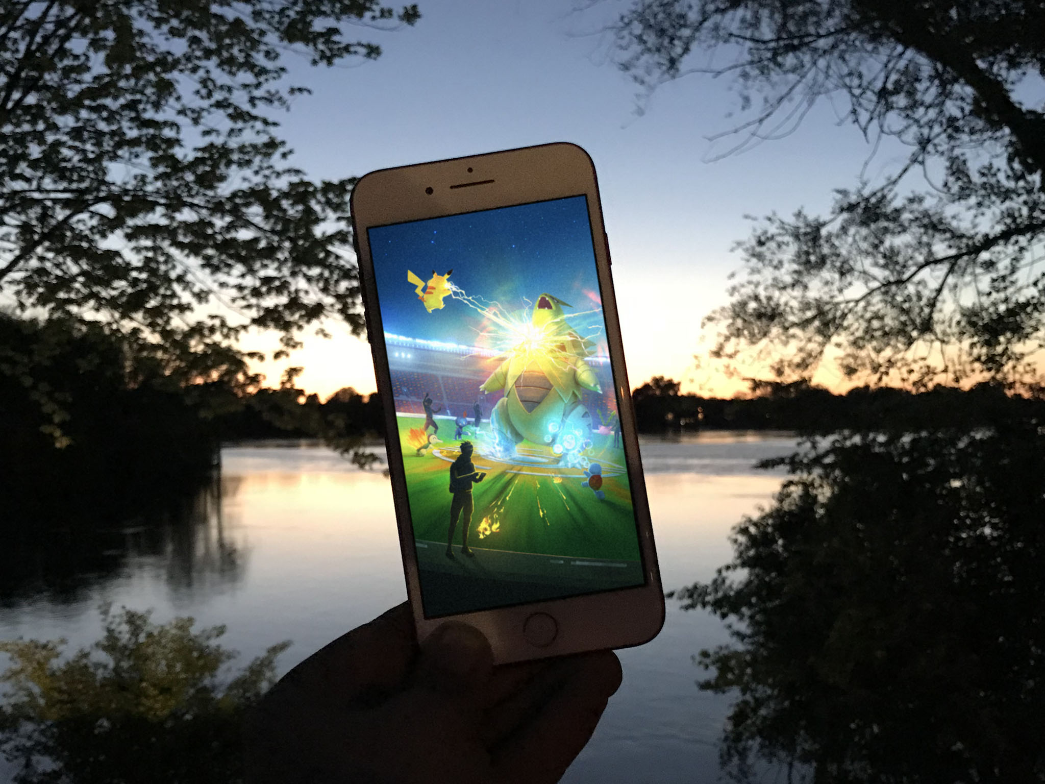 Pokémon Go Resources