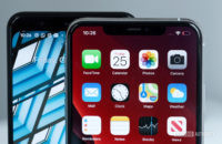 Pixel 4 XL vs iPhone 11 Pro Max notch vs forhead