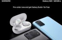 Samsung Galaxy S20 pre order bonus