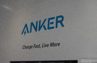 Anker logo at IFA Booth 2018