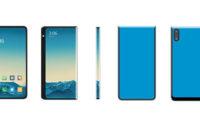 Xiaomi Triple Screen Patent Images