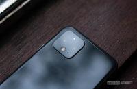 Pixel 4 rear camera module